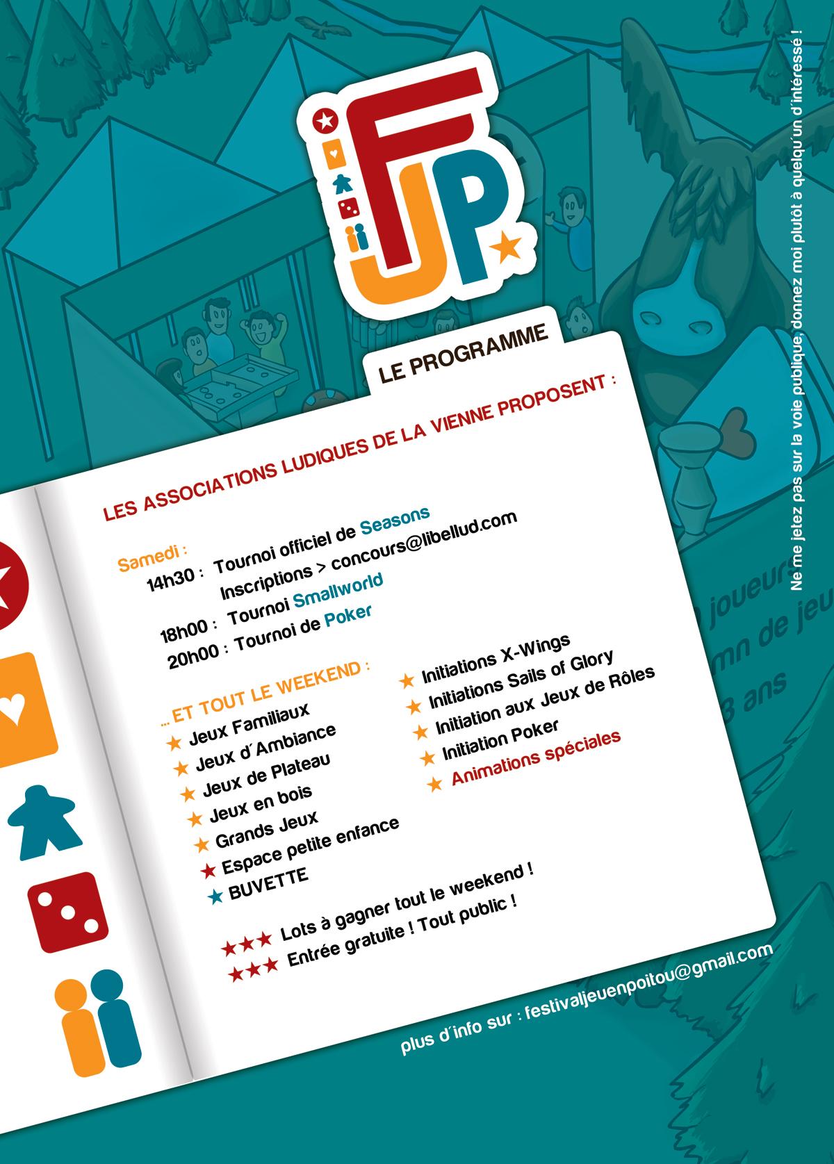 Programme FJP 2014
