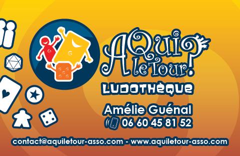 Carte De Visite AQLT